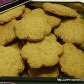 Biscuits au gingembre frais et citron vert - Cuisine gourmande de Carmencita