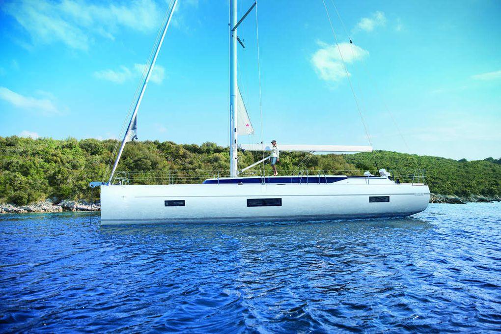 Scoop - Tout savoir sur le nouveau voilier Bavaria C50
