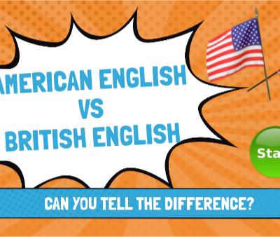 American versus English