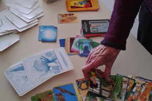 Ateliers cartes - DIAPORAMA PHOTOS
