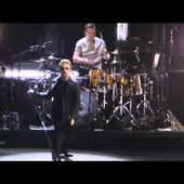 U2 AccorHotels Arena Paris (3) 06/12/2015 - U2 BLOG