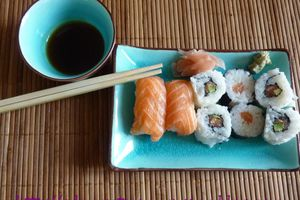 1er épisode sushi-maki: la préparation du riz