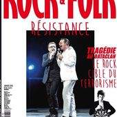 U2 Magazine Rock & Folk- Janvier 2016 - U2 BLOG