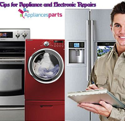 Safe and Secure Tips for Appliance and Electronic Repairs