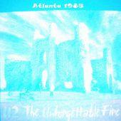 U2 -Unforgettable Fire Tour -29/04/1985 -Atlanta USA - The Omni - U2 BLOG