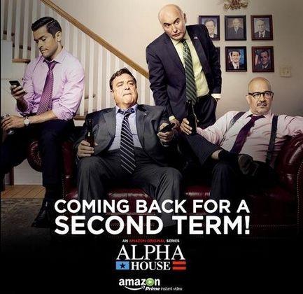 Critiques Séries : Alpha House. Saison 2. BILAN.