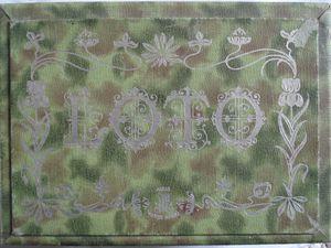 décor orientaliste ou dépouillé, coffrets de 24 cartons en 4 séries de 6...