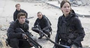 "Hunger games "" L'embrasement "" ( The Hunger games: catching fire )"
