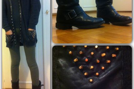 What I was wearing today 15/03/13