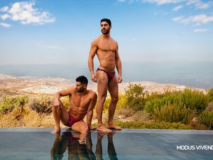 Modus Vivendi - nouvelle collection de maillots de bain - LABYRINTH !