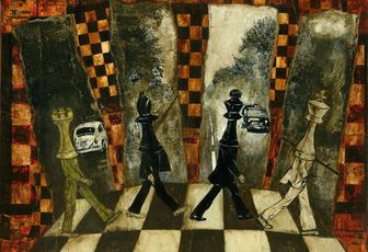 ON THE CHESS ROAD AGAIN