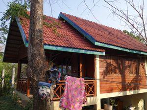 Notre bungalow pour 4 jours