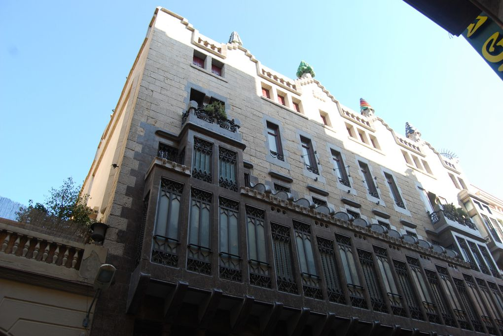 Promenades à Barcelone Photos: Emmanuel et Mariela 2008