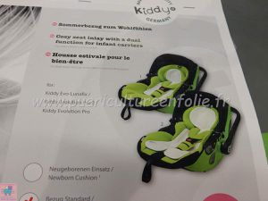 KIDDY WINDSHIELD ET KIDDYBECOOL POUR COQUE