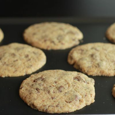 Cookies moelleux thermomix