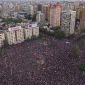 Chili : les Chiliens contre leur Macron ... Et pourquoi pas en France ? par Jean LEVY - Ça n'empêche pas Nicolas