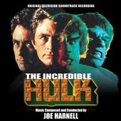 Incredible Hulk TV Series-Original Soundtrack by Joe Harnell