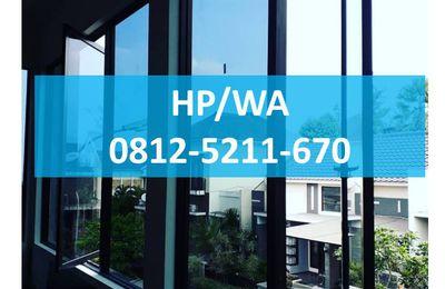 TELP/WA 0812-5211-670   Jual Kusen Aluminium Ykk 4 Malang