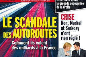 Le scandale des autoroutes : comment ils volent des milliards à la France !