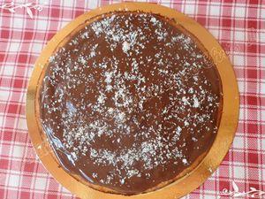 Gâteau Bounty