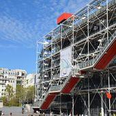 Renzo Piano et Richard Rogers - Centre Pompidou Paris - LANKAART
