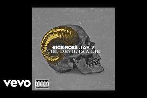 Rick Ross à Paris pour son nouvel album