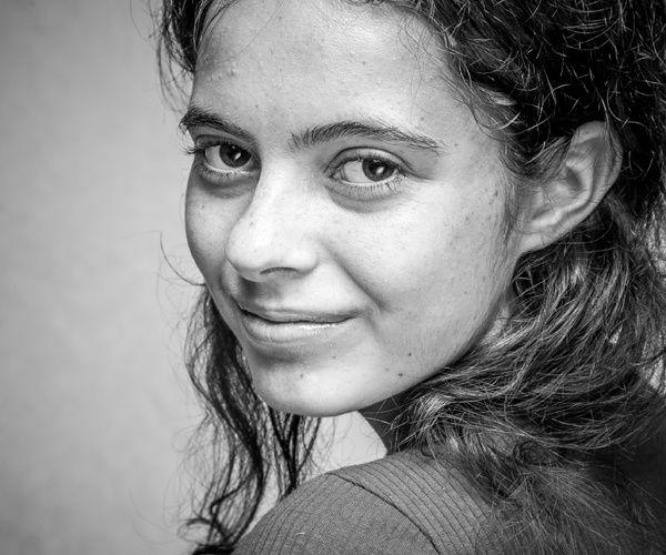 3 juin - Portrait de Léna en studio