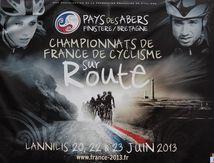 Retour sur.. le championnat de France professionnel à LANNILIS (juin 2013)