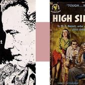 W.R.Burnett : High Sierra (1941 - Éd.10-18) - Le blog de Claude LE NOCHER