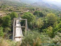 DE Girokastra à Tépeléné (Albanie en camping-car)