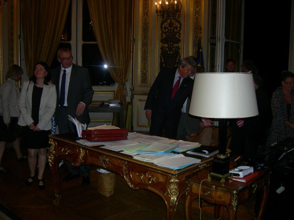 Mes souvenirs de Laurent FABIUS, l'homme d'Etat (2008-2016)