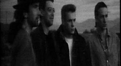 U2 -Joshua Tree Tour -04/08/1987 -Birmingham -Angleterre -National Exhibition Centre