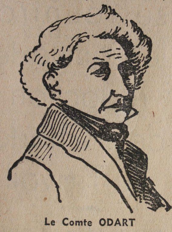 ODART (comte) Alexandre Pierre (1778-1866)