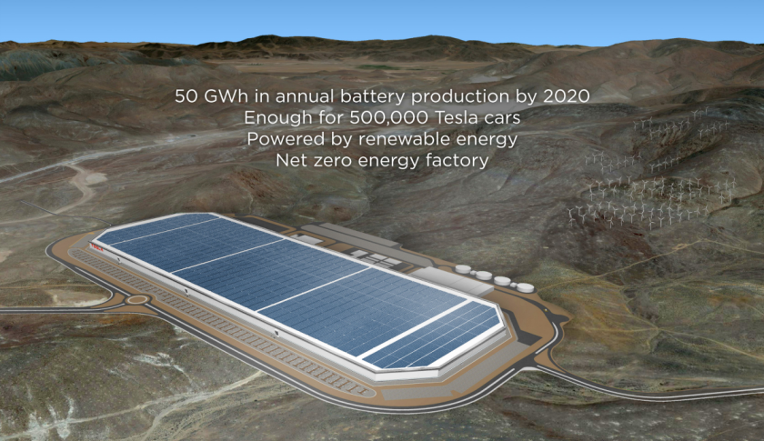 Tesla's gigafactory could be obsolete before it even opens. Here's why