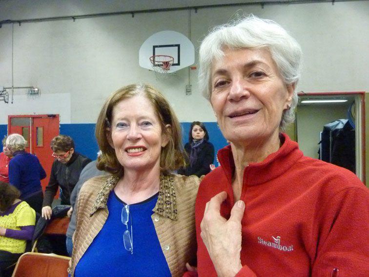 16 et 17 novembre 2013, photos de Maggy M. et Sylvie R., 18 et 19 janvier 2014, photos de Sylvie L.