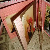 atelier scrap mini album carré - BBCréation