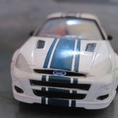 FORD FOCUS WRC REALTOY 3 INCHES - car-collector.net