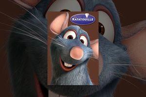 Disney/ Le rat Ratatouille devenu chef cuisinier...