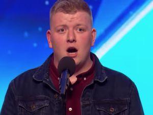 gruffyd win roberts, un incroyable talent gallois qui rêve de devenir un interprète de classe mondiale et il y consacre sa vie