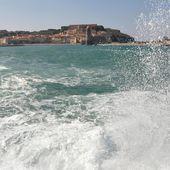 Des vagues et du vent à Collioure - Autour de