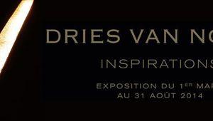 Dries Van Noten aux Arts Decoratifs : inspirations, du 1er mars au 31 aout