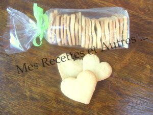Petits Biscuits Coeurs