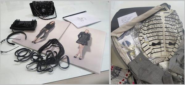 Maison Espin  veste Chiara Biasi collezione 2013-2014 anticipazioni