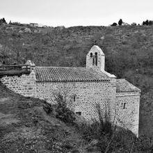 Chapelle Saint-Etienne sur la commune d'Essertines-En-Chatelneuf (Loire 42)