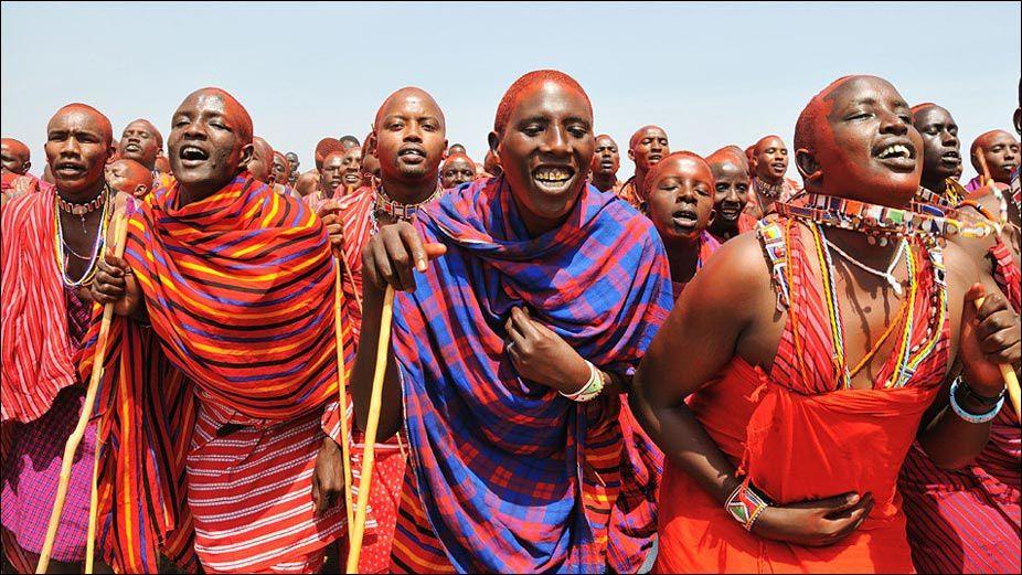 Imágenes Kenya profunda.- El Muni.