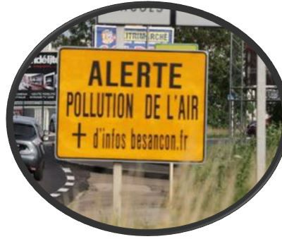 Alerte Pollution et Feux !