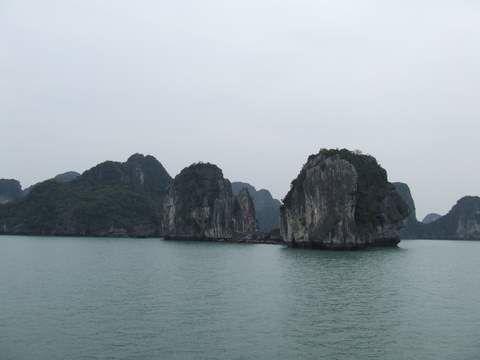 Album - Vietnam 2010 / Baie d'Along