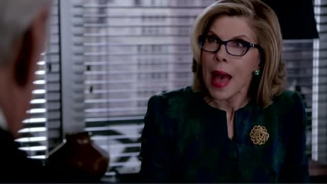 Critiques Séries : The Good Wife. Saison 6. Episode 17.