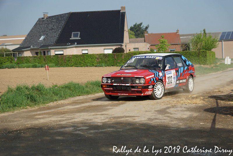 15ème Rallye de la Lys V.H.C