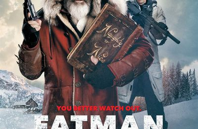 Critique Ciné : Fatman (2020)